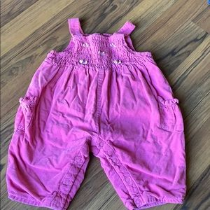 Children's place baby overalls